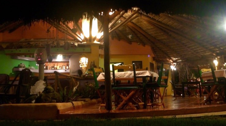 Hotel Coyamar , restaurante , bar