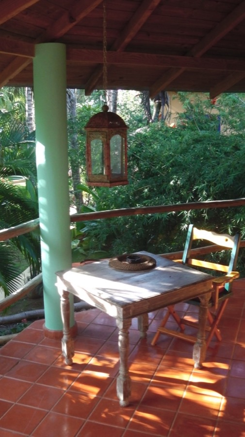 Hotel Coyamar Balkon