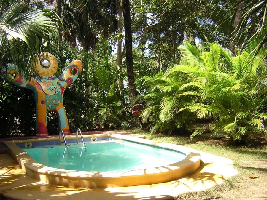 Hotel Coyamar , piscina