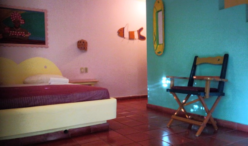 Hotel Coyamar , habitacion