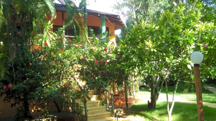 Hotel Coyamar Garten