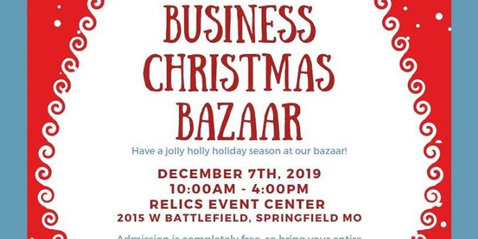 Small Business Christmas Bazaar