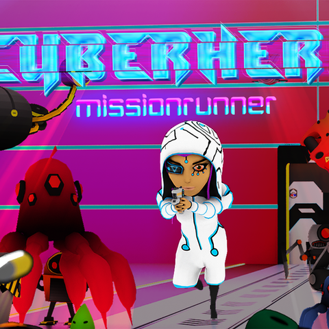 Cyber Hero Mission Runner