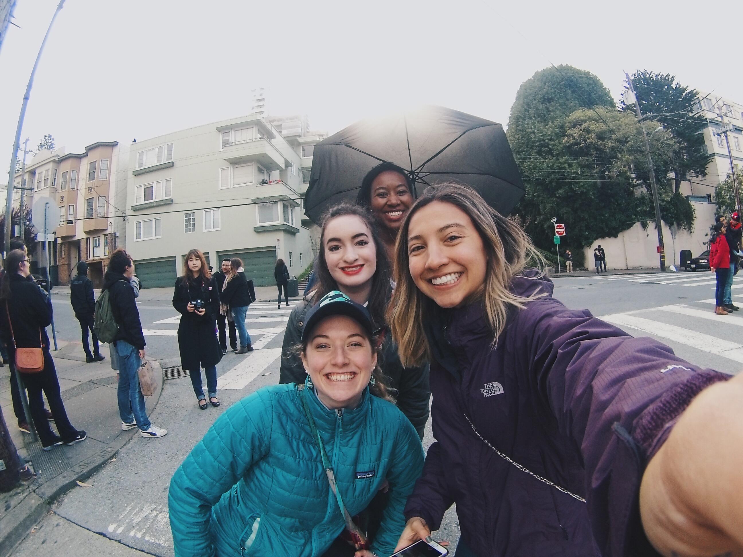 PULSE Editors go to San Francisco