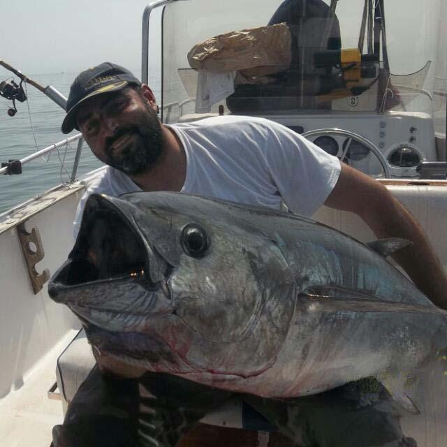 boss  della pesca