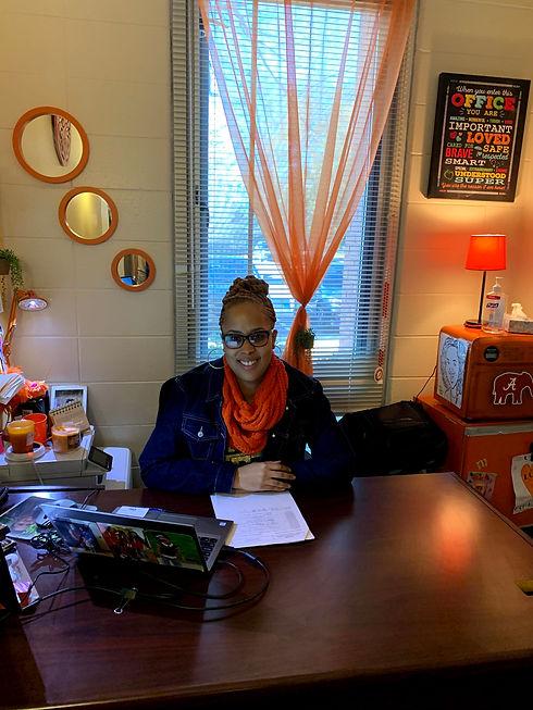 Mo at desk.HEIC