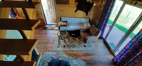 Domek z dwoma sypialniami