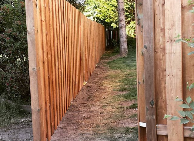 Standard 47 Linear ft. Fence
