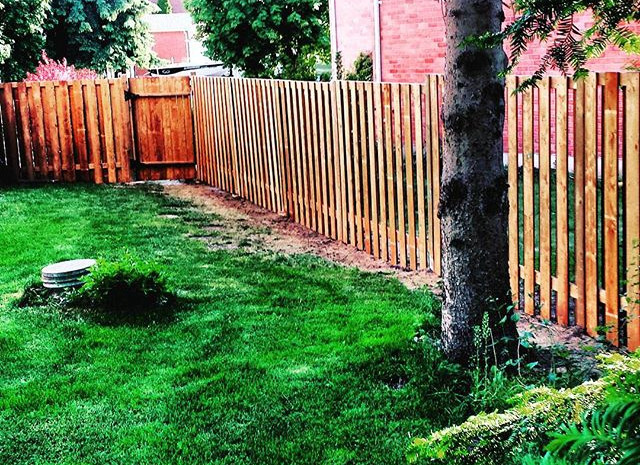 Wood Work - Fence