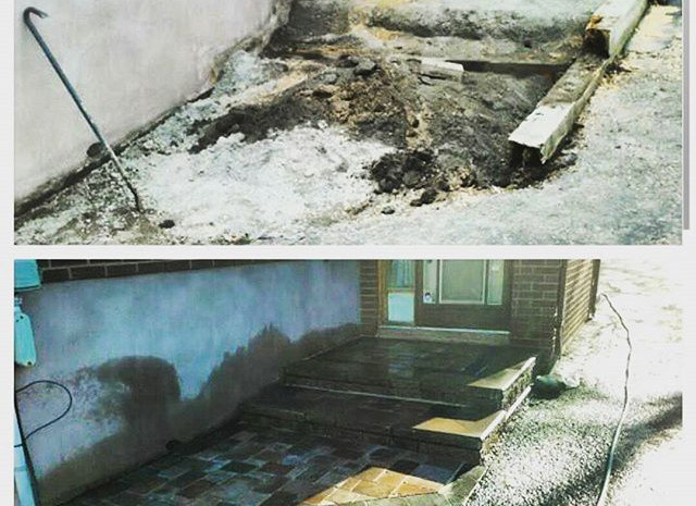 Interlock - Front House Enterance/Stepping Pad