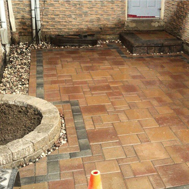 Interlock - Front House Entrance/Steepping Pad/Half Moon Garden Wall