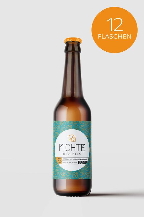 12x Fichte // Bio-Pils