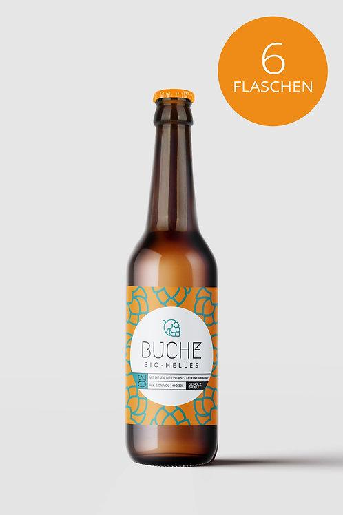 6x Buche // Bio-Helles