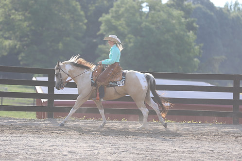 65. Ranch Riding Pattern #1