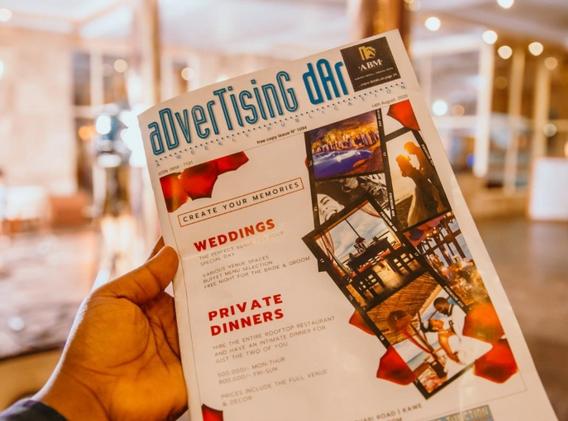 Front Page Magazine Design