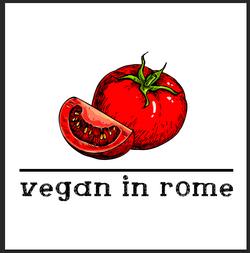 Vegan In Rome Logo