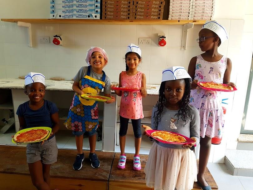 Little Chefs!