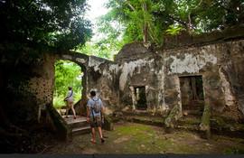 Kua Ruins