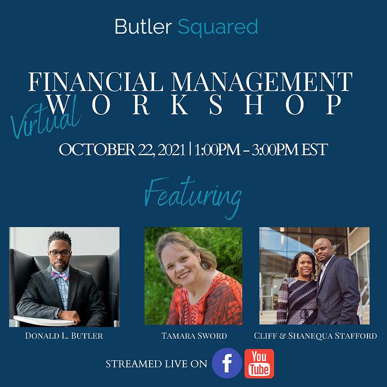 Financial Management Workshop [Virtual]