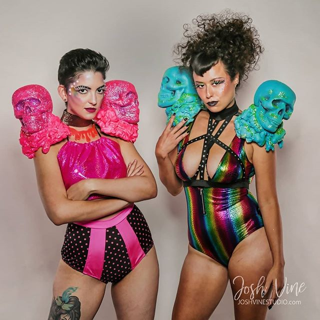 Talia & Mattie_Sept 2019_===_Models (lef