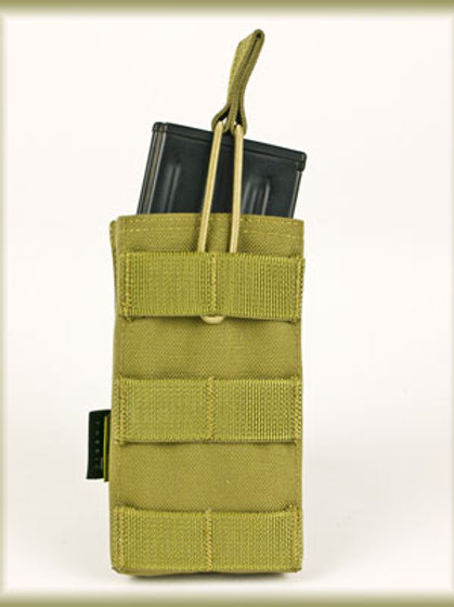 Built for Battle, CQB Single Ammo Pouch, 5.56, Coyote Brown