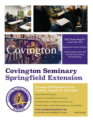 Covington Springfield Fall 2020 Flyer.jp