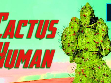 """Photo Manipulation Tutorial in Photoshop """"Cactus Human"""" - unique artwork"""