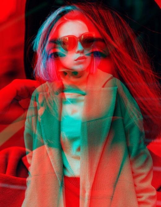 photoshop duotone with rgb mix
