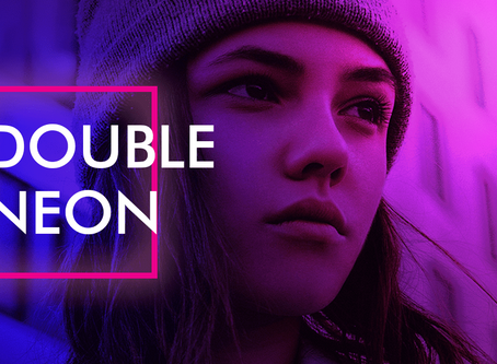 Neon Effect in Photoshop - this tutorial will help you create double colors