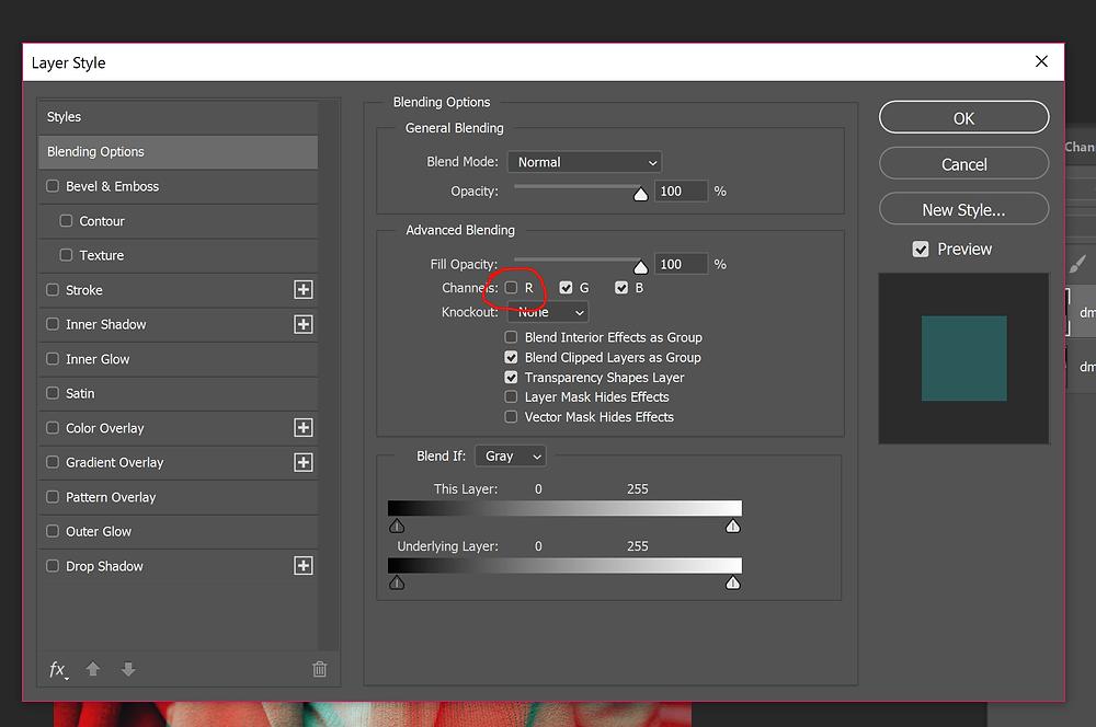 photoshop rgb mix blending mode