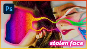 "Surreal Photoshop Manipulation Tutorial - ""Stolen Face"""