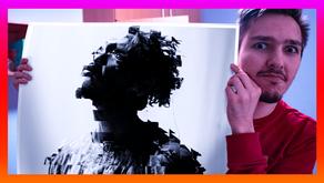 Photoshop distorted glitch art tutorial: using photoshop wave filter