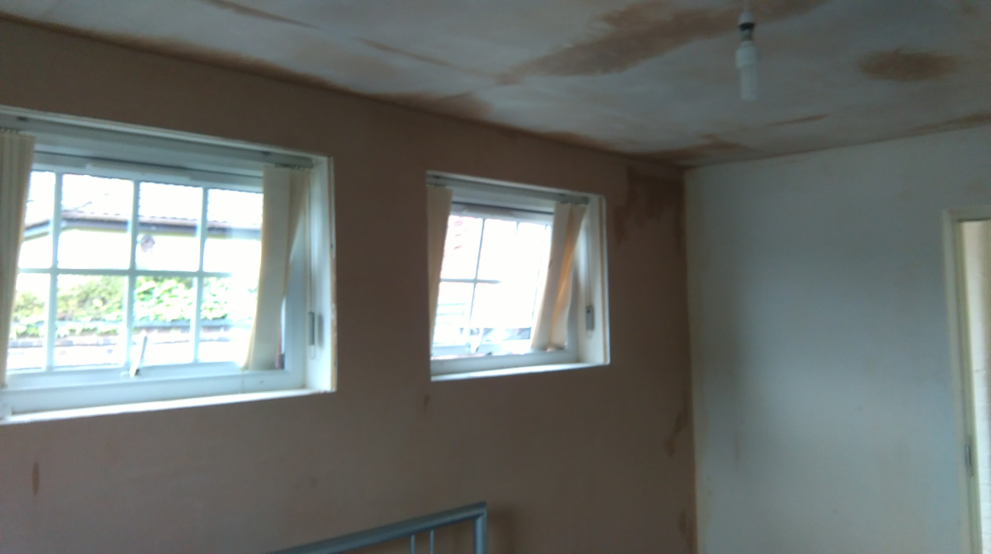 room plastered in kidderminster
