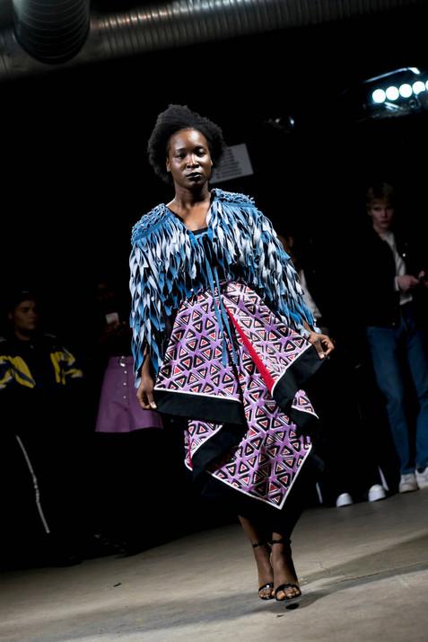 OUTRO fashion show