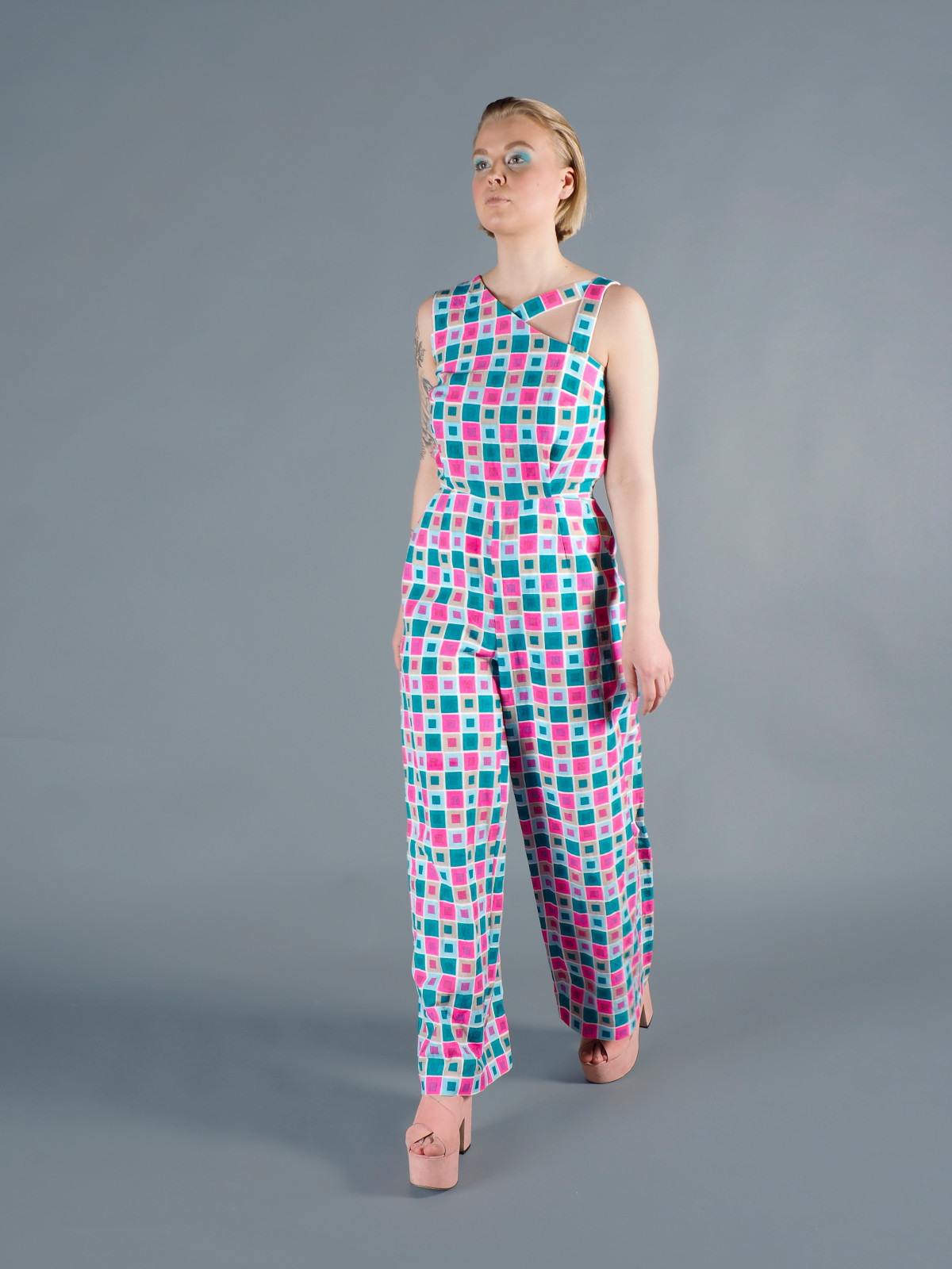 Jumpsuit and Print Design