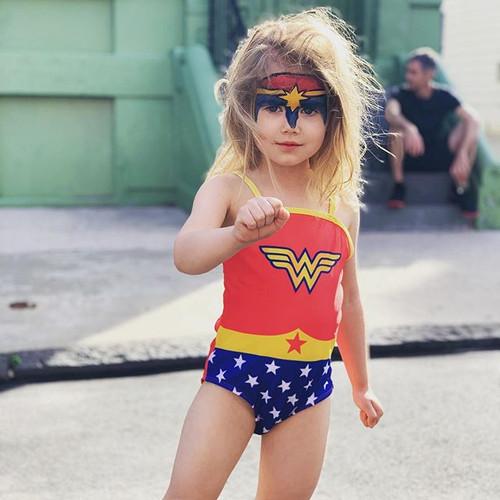 Wonder Woman by iFacePaint