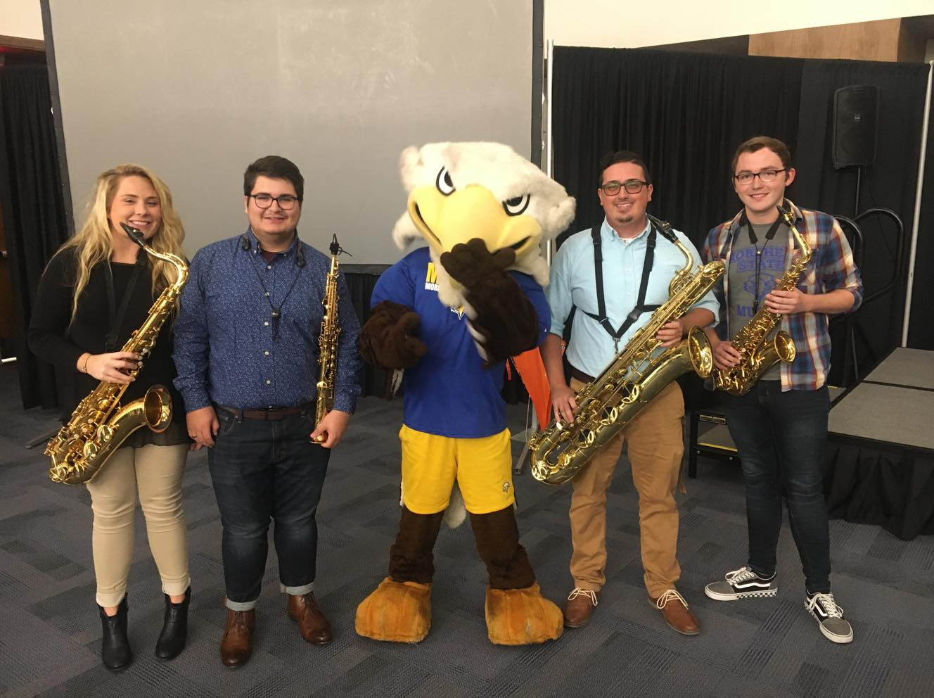 Lockegee 2019 with Beaker