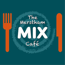 The Merstham Mix Cafe Logo
