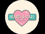 Hearts & Stars Logo