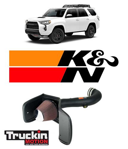 K&N Air Intake