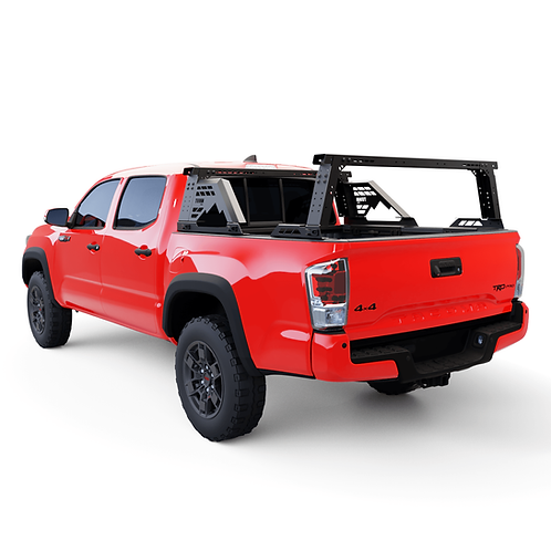 TOYOTA TACOMA MOAB BEDRACK WITH Add 4CX ROOF BAR