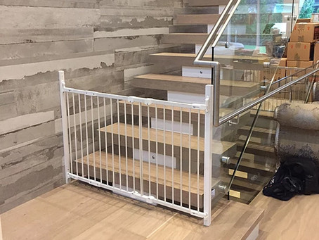 Safety Considerations for baby gate installation