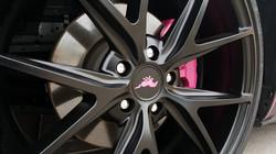 Wheel Rim Powder Coating