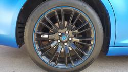 Wheel Powder Coating