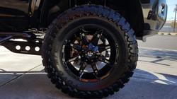 Powder Coated Wheels and Rims