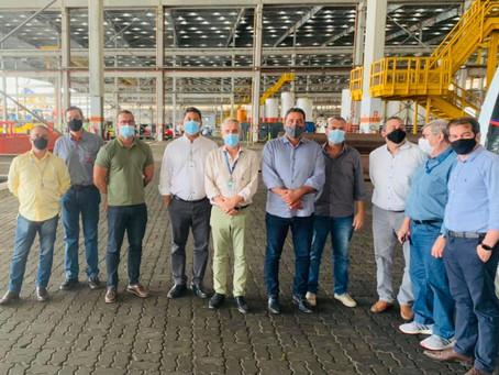 CODIN lança projeto de centro de inovação industrial no Norte Fluminense...