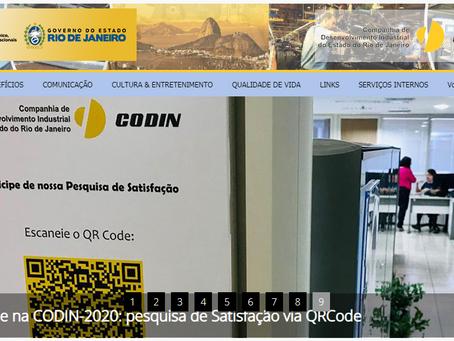 Importante: CODIN regulamenta teletrabalho durante período que irá até 31/03.