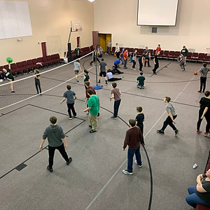 2020 Youth Lock-In