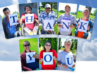 Thank You for Your Support of Rocky Mountain Human Services!