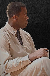 Daver Morrison as Captain Davenport in A Soldier's Play